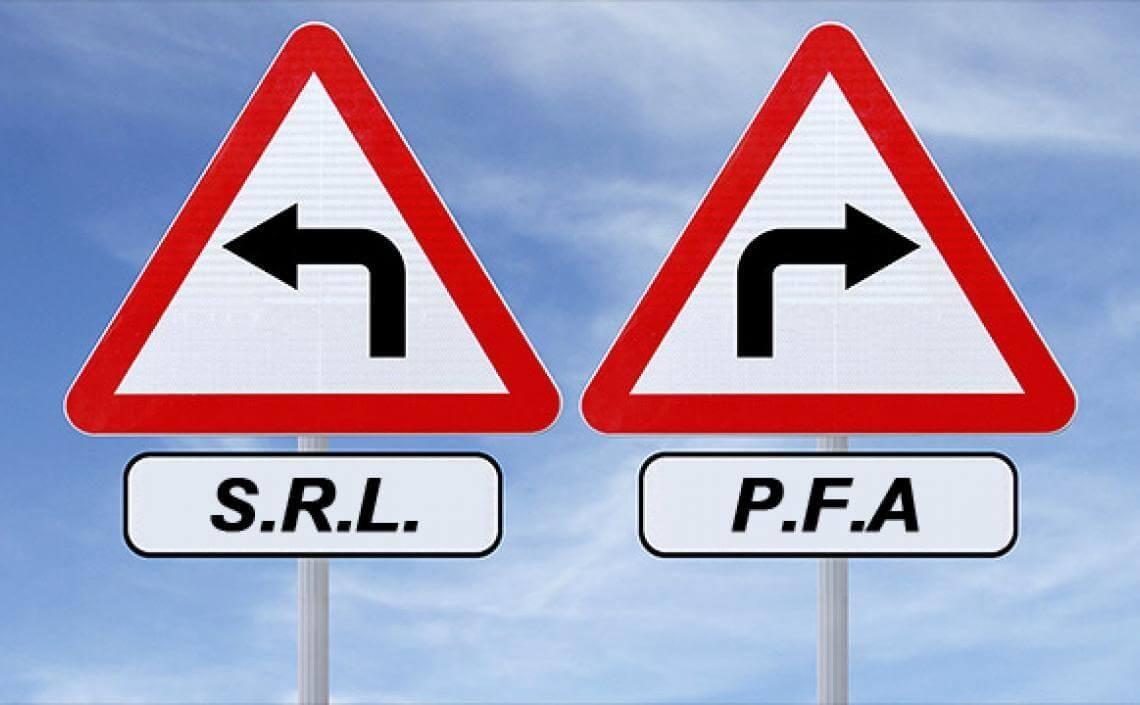 SRL vs PFA în 2016